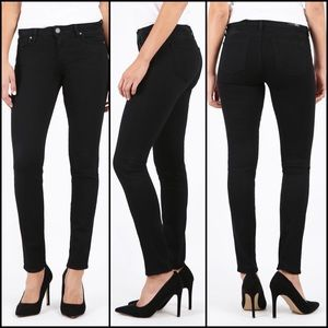 NWT Kut from the Kloth Black Skinny Ankle Jeans